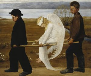 Hugo-Simberg-haavoittunut-enkeli